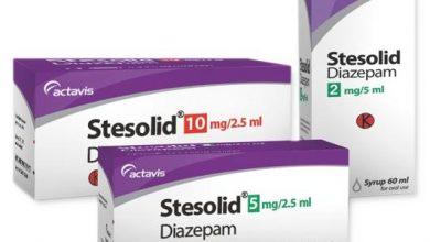 Photo of دواء ستيسوليد لعلاج الصرع و نوبات التشنج و حالات الرهب والخوف Stesolid