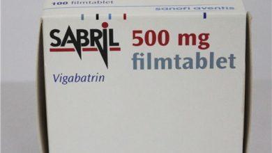 Photo of اقراص سابريل لعلاج التشنجات التي تصيب الأطفال حديثي الولادة SABRIL