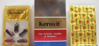 Photo of كيروفيت Kerovit كبسولات لعلاج ضعف الذاكره وعلاج الارهاق ويعالج الام العضلات