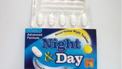 Photo of نايت آند داي Night and Day لعلاج الانفلونزا و نزلات البرد والجيوب الانفية