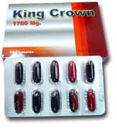 Photo of كينج كراون King Crown مقوي عام للجسم ولتحسين وظائف الجسم وتقوية جهاز المناعة