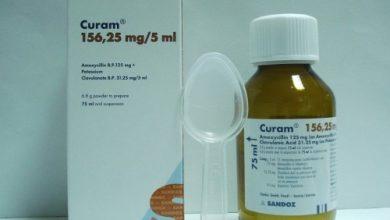 Photo of كيورام Curam دواء مضاد حيوي واسع المجال يعالج الالتهابات ويقضي علي العدوي البكتيريه