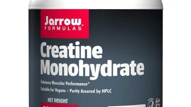 مكمل غذائى كريتينين مونوهيدرات يساعد علي تقويه الجسم وبناء العضلات