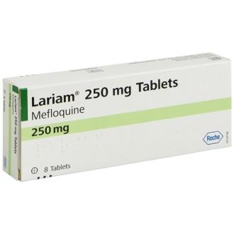 اقراص لاريام lariam مضاد حيوي لعلاج مرض الملاريا و داء الاميبا