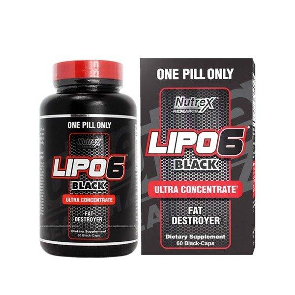 حبوب ليبو 6 Lipo للتخسيس وزيادة معدل حرق الدهون في الجسم