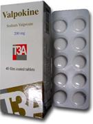 دواء فالبوكين يستخدم فى علاج الصرع و التشنجات VALPOKINE