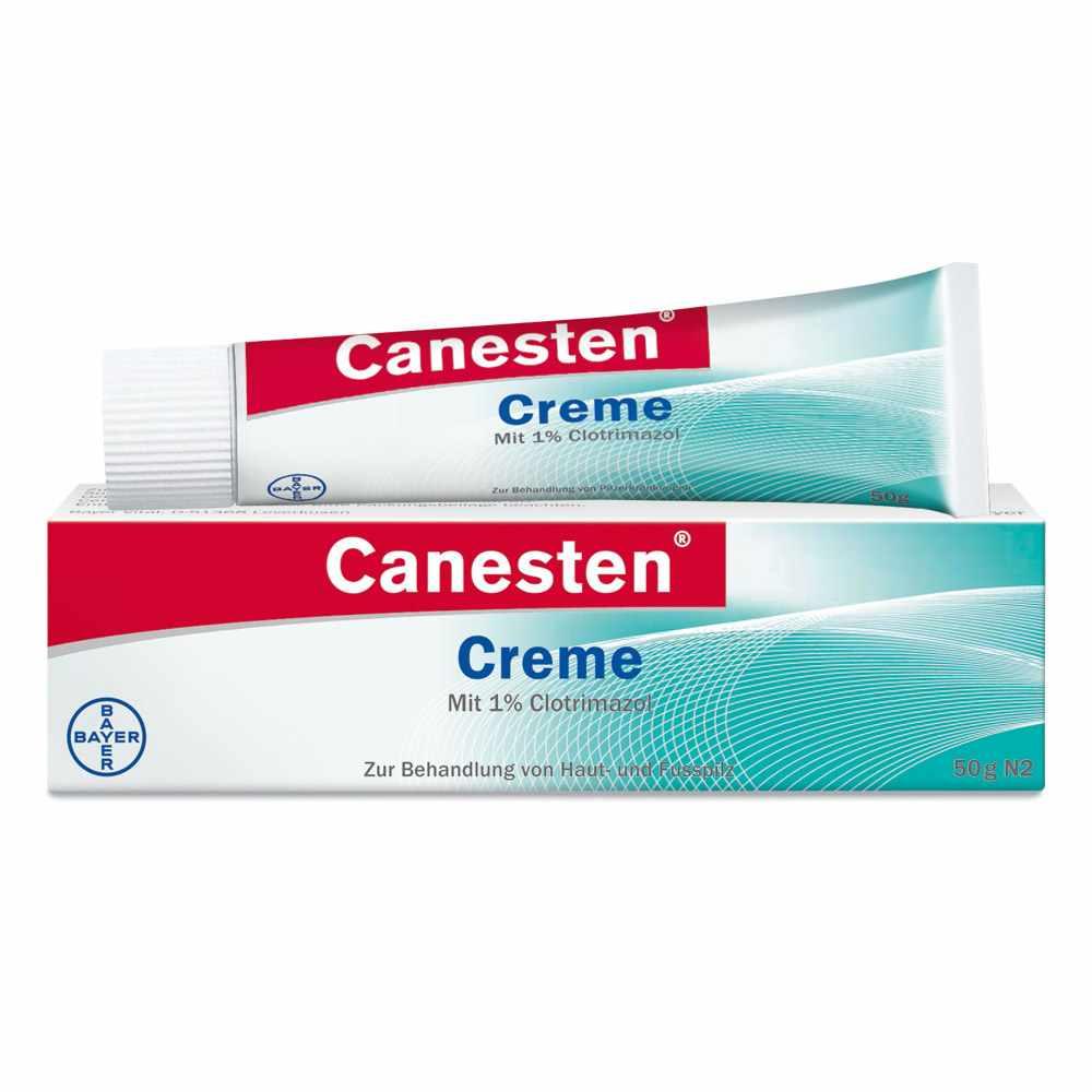 كريم كانستين Canesten مضاد للفطريات وعلاج التهابات الجلد