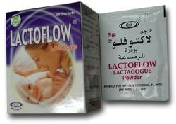 اكياس لاكتوفلو Lactoflow مكمل غذائي لزيادة ادرار الحليب عند النساء