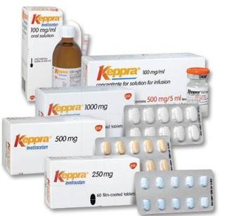 دواء كيبرا KEPPRA لعلاج بعض حالات نوبات الصرع واضطراب ثنائي القطب