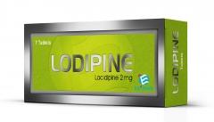 لوديبين اقراص Lodipine لعلاج ارتفاع ضغط الدم