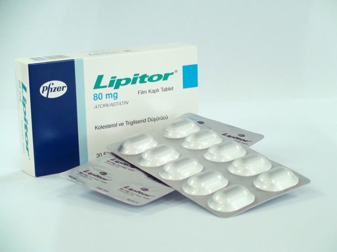 اقراص ليبيتور Lipitor لعلاج الكوليسترول والوقايه من امراض الاوعيه الدمويه