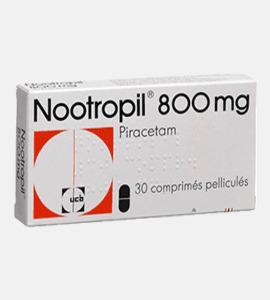 دواء نوتروبيل Nootropil لعلاج الخلل الدماغي والاضطراب الحركي