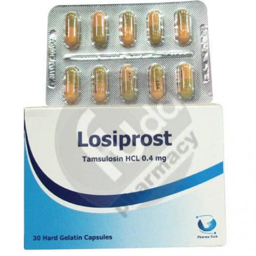 كبسولات لوسيبروست LOSIPROST لعلاج تضخم البروستاتا
