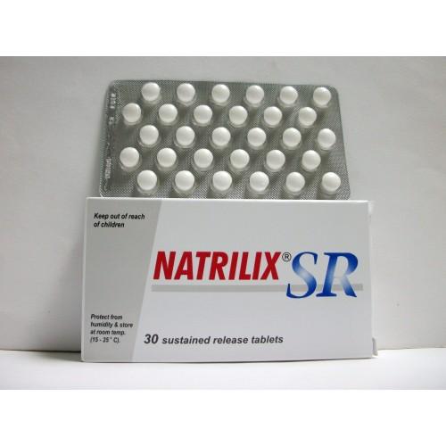 ناتريليكس اس ار حبوب Natrilix Sr لعلاج ارتفاع ضغط الدم و مدر للبول روشتة