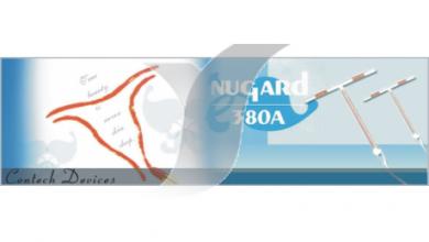 لولب نحاسي نوجارد NUGARD لمنع الحمل وتحديد النسل