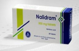 صورة اقراص ناليدرام Nalidram لعلاج التهابات الجهاز البولي والتناسلي