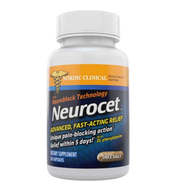 كبسولات وشراب نيوروست Neurocet لعلاج اضطراب التركيز وتحسين الذاكرة