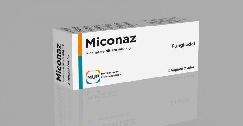 دواء ميكوناز Miconaz لعلاج الفطريات المهبلية و الالتهابات الجلدية وفطريات وبكتيريا الفم