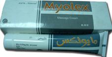 مايولكس Myolex كريم مساج لعلاج آلام العضلات والمفاصل