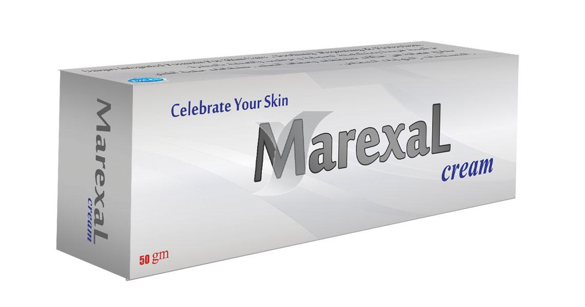 كريم ماريكسال يحفز التئام الجلد للقضاء علي آثار الجروح والحروق Marexal