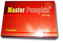 صورة كبسولات ماستر بمبكين Master pumpkin لعلاج التهاب و تضخم البروستاتا