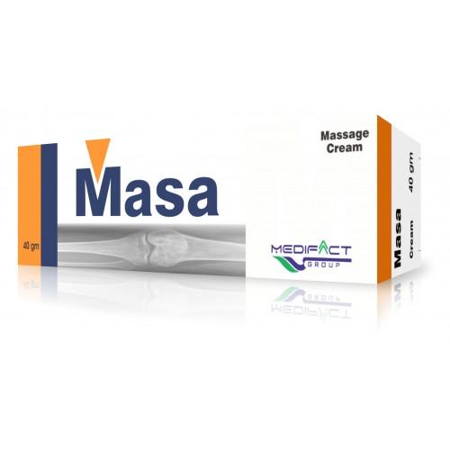 كريم مساج ماسا Masa مضاد للروماتيزم ومسكن لآلام العضلات والمفاصل
