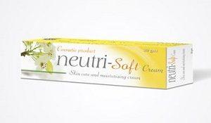 كريم نيوتري سوفت لترطيب وتهدئة البشرة والتئام الجروح Neutri–Soft