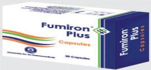 كبسولات فوميرون بلس لعلاج فقر الدم المصاحب لنقص الحديد في الجسم Fumiron Plus