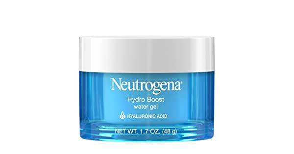 جل كريم نيوتروجينا هيدرو بوست مرطب للبشرة الجافة Neutrogena Hydro Boost
