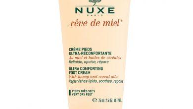 صورة كريم نوكس للقدمين لترطيب وعلاج تشققات القدمين Nuxue Foot Cream