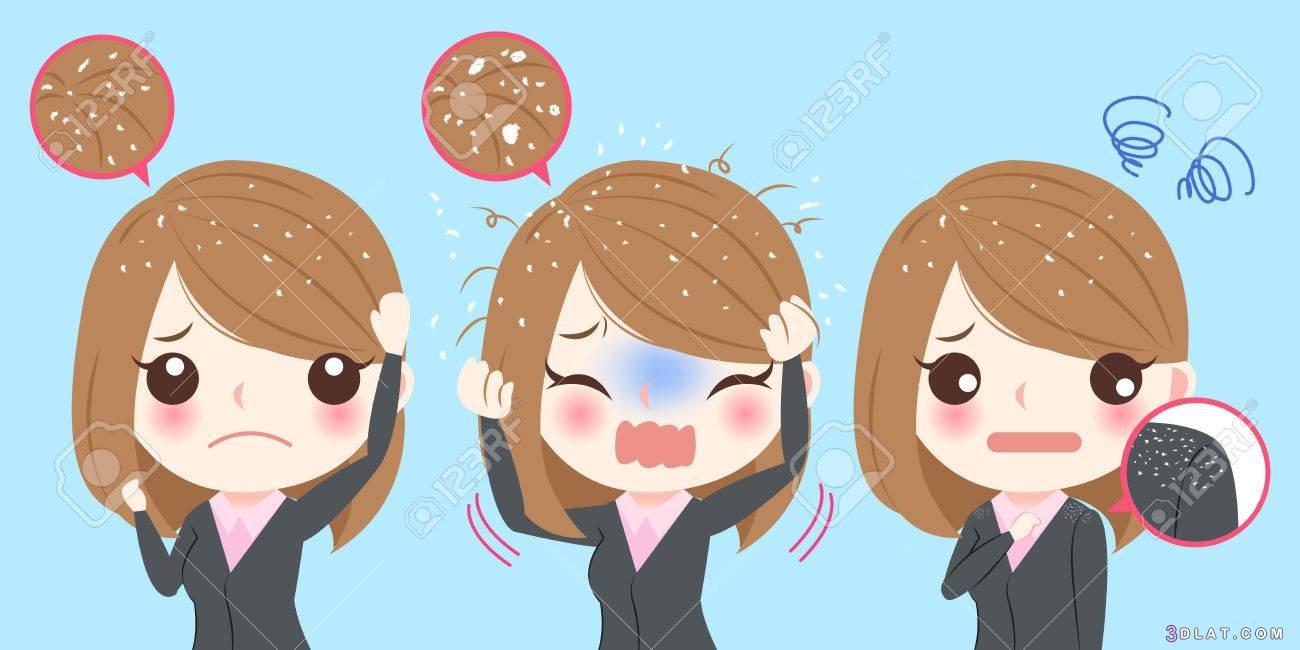افضل انواع شامبو للتخلص من القشرة في فروة الرأس والتهابات الجلد الدهني