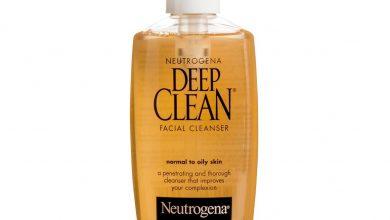 Photo of غسول نيتروجينا ديب كلين للتنظيف العميق للبشرة Deep Clean Facial Cleanser