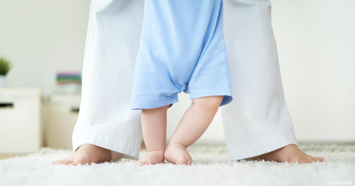 اسباب تقوس الساقين لدي الاطفال وأهم النصائح لحماية اطفالنا من التعرض لتقوس الساق
