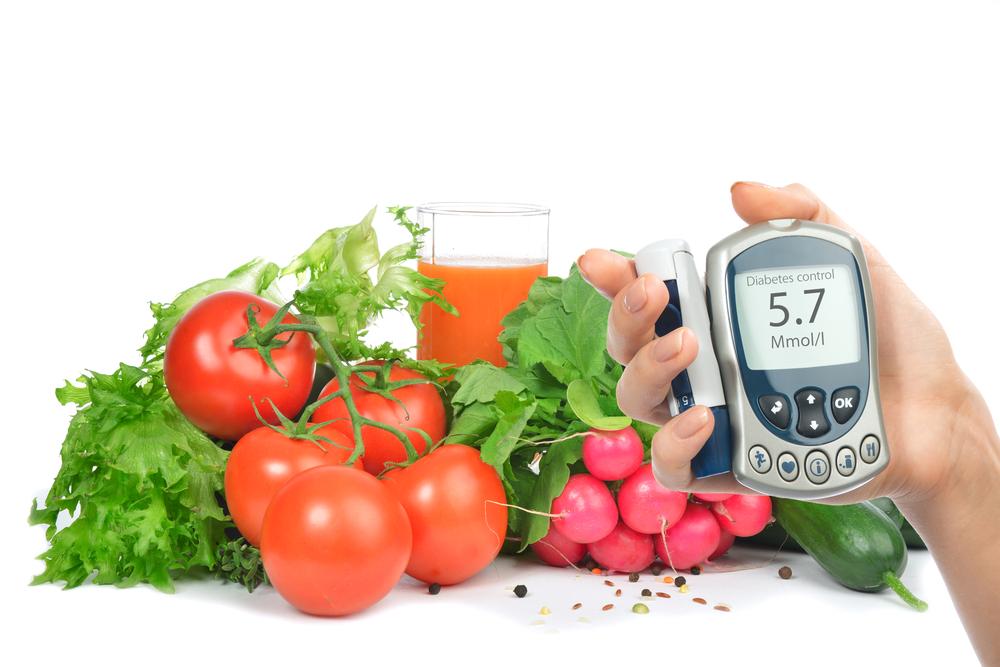 أفضل الانظمة الغذائية الموصي بها لمرضي السكري من النوع الاول والثاني