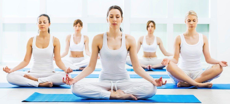اليوجا الحل الامثل للتخلص من الطاقة السلبية والتوتر العصبي والضغط النفسي