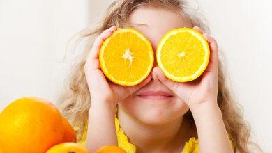 أفضل انواع المكملات الغذائية للعلاج والوقاية من نقص فيتامين سي لدي الاطفال