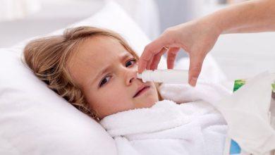 أفضل الادوية للاطفال والرضع لعلاج انسداد واحتقان الانف وكيفية التخلص منه