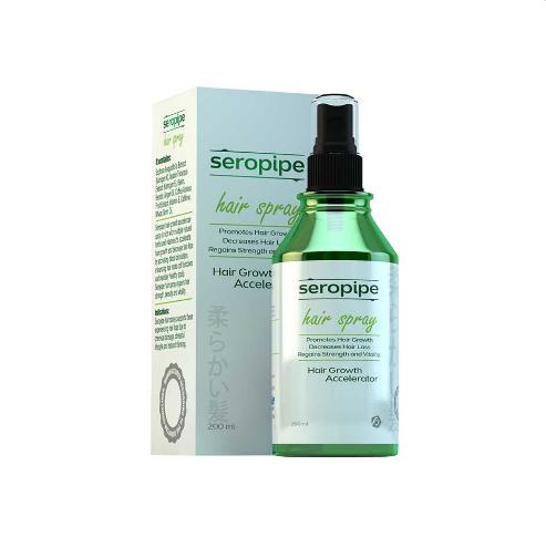 سيروبايب سبراي Seropipe للقضاء علي تساقط الشعر وتحفيز نمو بصيلات الشعر