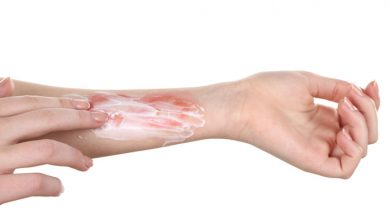 الطرق السريعه للتخلص من الحروق التى تصيب الجلد والتعرف على درجاتها