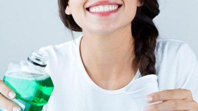 انواع مضمضة فم للتخلص من رائحة الفم الكريهة والقضاء علي التهابات الفم