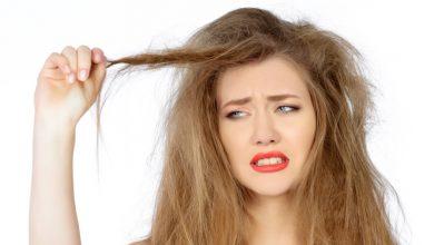 تنعيم الشعر الجاف الخشن بأفضل الطرق الطبيعية ونصائح للعناية به
