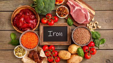 اعراض نقص الحديد بالجسم واهم النصائح للوقايه من نقصه