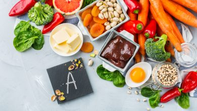 فوائد فيتامين أ واضرار نقصه في الجسم وافضل الطرق لتعويضه بالجسم