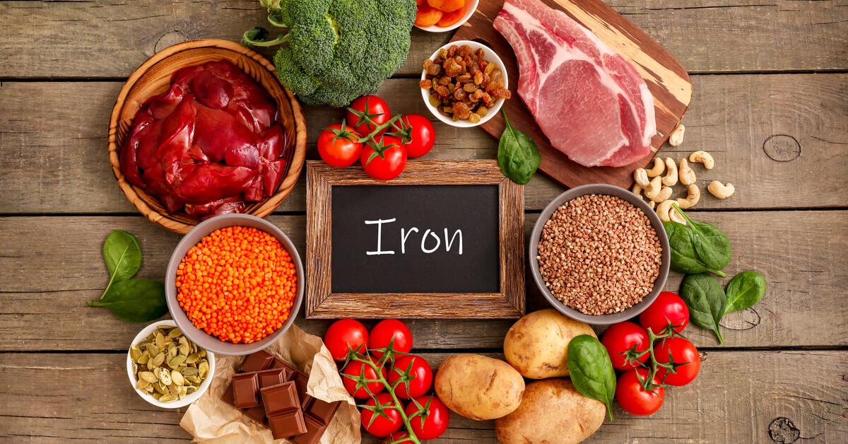 تعويض نقص الحديد في الجسم واهم الامراض المصاحبة لنقص الحديد وكيفية علاجها