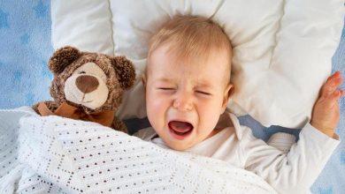 اسباب بكاء الطفل الرضيع المفاجئ اثناء النوم افضل النصائح للتعامل مع حديثي الولادة
