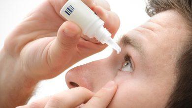 اسباب جفاف العين و افضل انواع القطرات لترطيبها