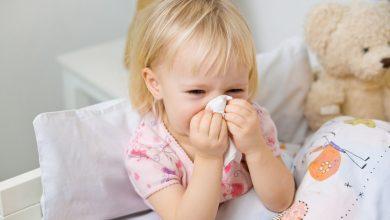 طرق علاج الرشح عند الاطفال واهم النصائح للتعامل معه وطرق الوقاية منه