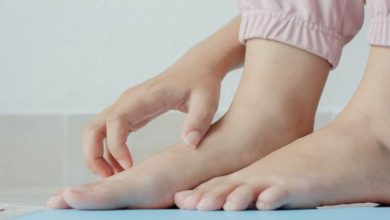 اعراض سعفه القدم و النصائح الهامه للوقايه من الاصابه