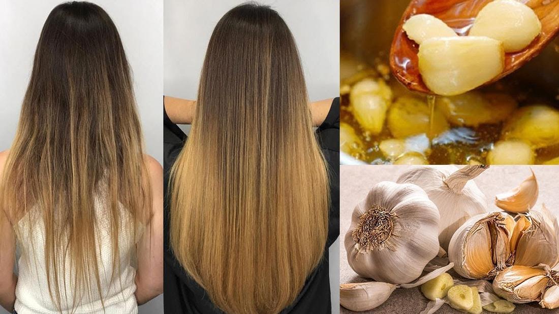 فوائد الثوم للشعر و كيفيه استخدامه فى تطويل الشعر