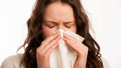 التهاب الجهاز التنفسى العلوى والطرق المنزليه للتخفيف من الالم